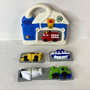 LeapFrog Fridge Wash & Go Magnetic Vehicles Set